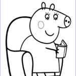 Coloring Pages Peppa Pig Unique Stock Peppa Pig Coloring Pages