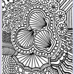 Coloring Pages Printable Adults New Photos Shells Adult Coloring Pages