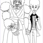 Coloring Pages To Color Cool Gallery Megamind Coloring Pages To And Print For Free