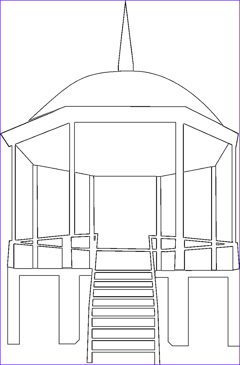 Coloring Pages to Color Unique Photography Architecture Coloring Pages 1
