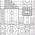 Coloring Pages To Print For Kids Best Of Image Free Printable Geometric Coloring Pages For Kids