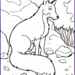 Coloring Pages To Print For Kids Inspirational Photos Free Printable Fox Coloring Pages For Kids