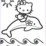 Coloring Pages To Print Out Beautiful Photos Print Out Coloring Pages Of Dolphin With Hello Kitty