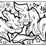 """Coloring Pages With Words Inspirational Photography Graffiti Coloring Book """"because Y S A Crooked Letter"""" By"""