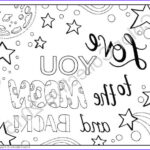 Coloring Pages With Words New Image Adult Coloring Page Digital Download Love You To The