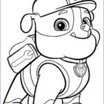 Coloring Paw Patrol Elegant Collection Paw Patrol Coloring Pages