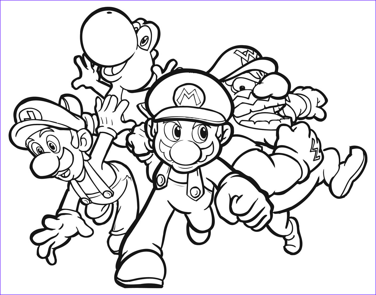 Coloring Pics Cool Photos Mario Kart Coloring Pages Best Coloring Pages for Kids