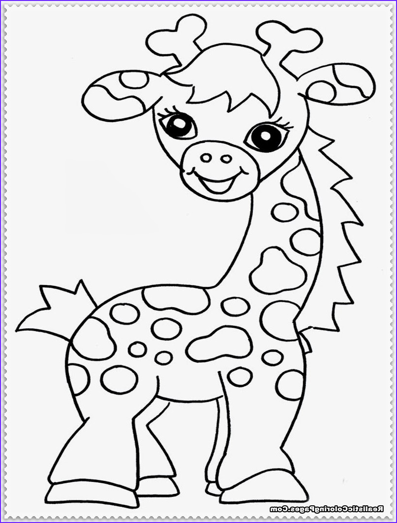Coloring Pics Unique Gallery Realistic Jungle Animal Coloring Pages