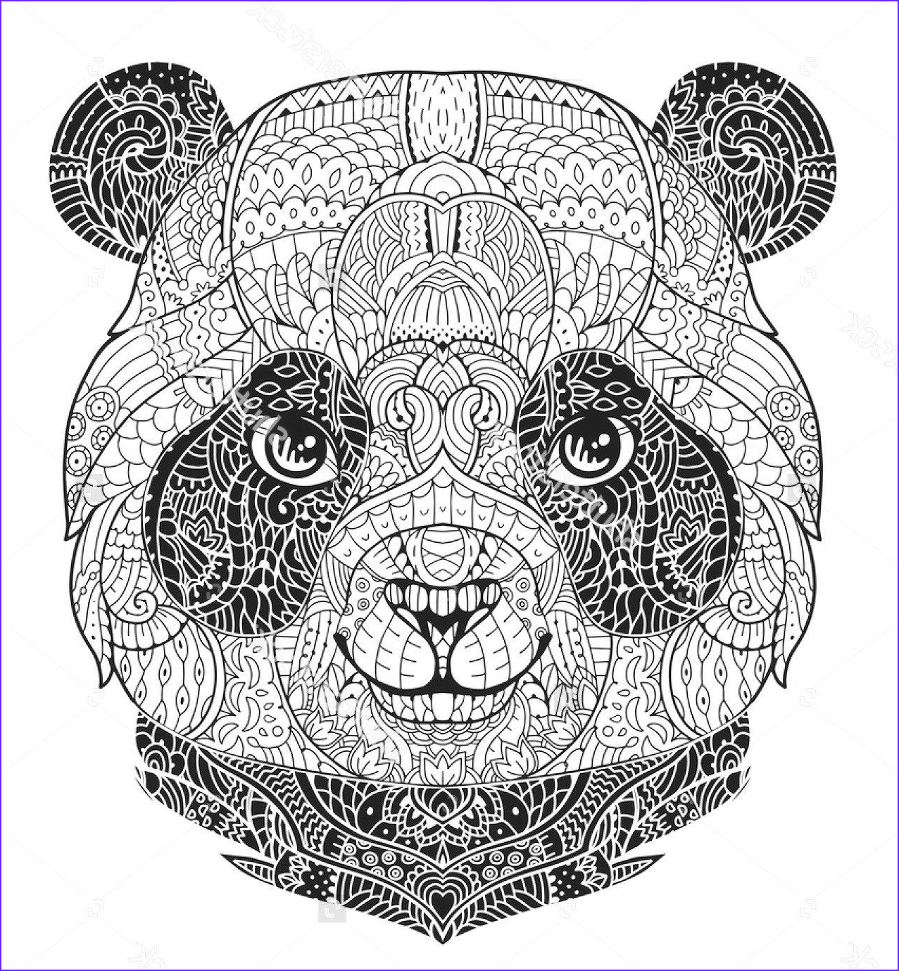 Coloring Pictures for Adults Awesome Photos Panda Coloring Pages Best Coloring Pages for Kids