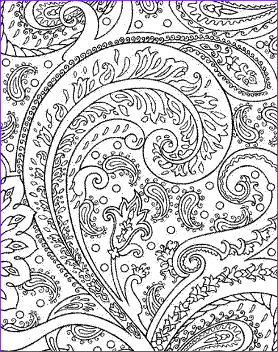 Coloring Pictures for Adults Beautiful Image Detailed Coloring Pages for Adults Coloring Home