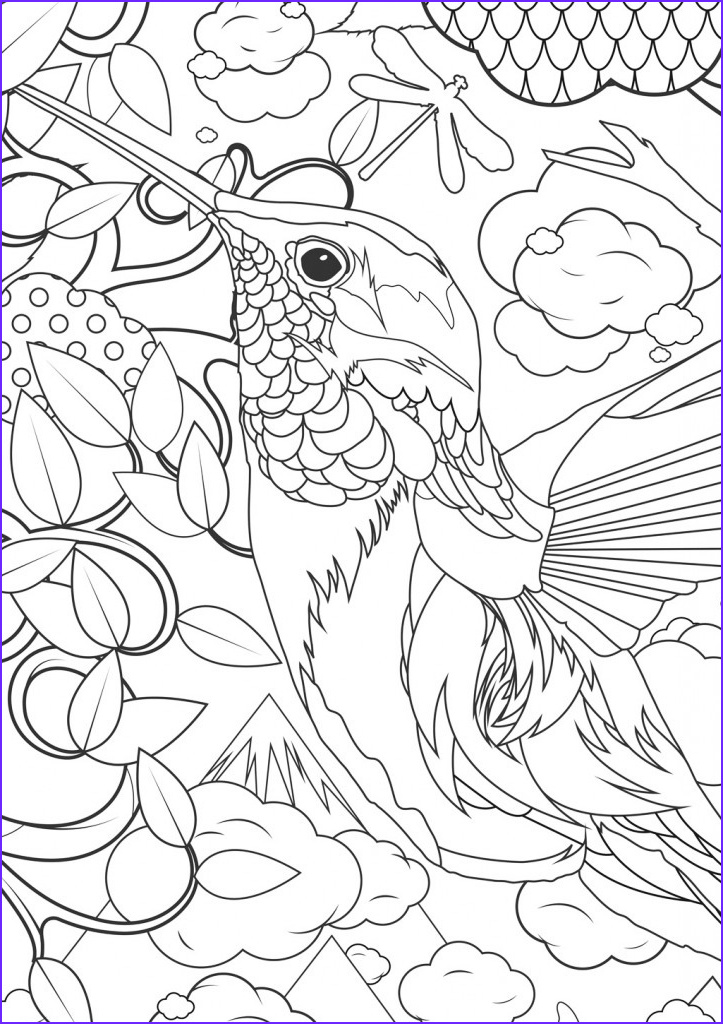 Coloring Pictures for Adults Cool Stock Adult Coloring Pages Animals Best Coloring Pages for Kids