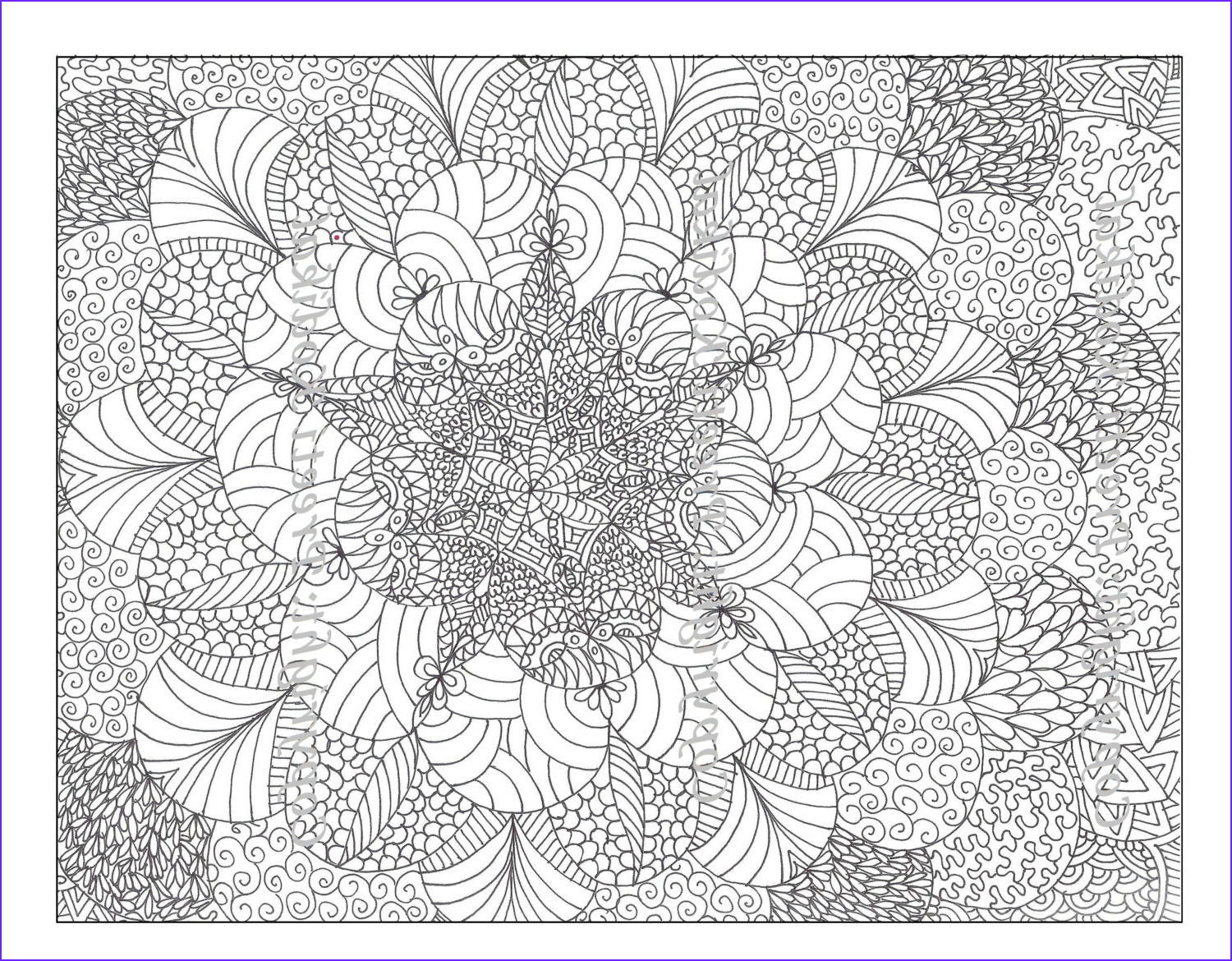 Coloring Pictures for Adults Elegant Gallery Free Printable Abstract Coloring Pages for Adults