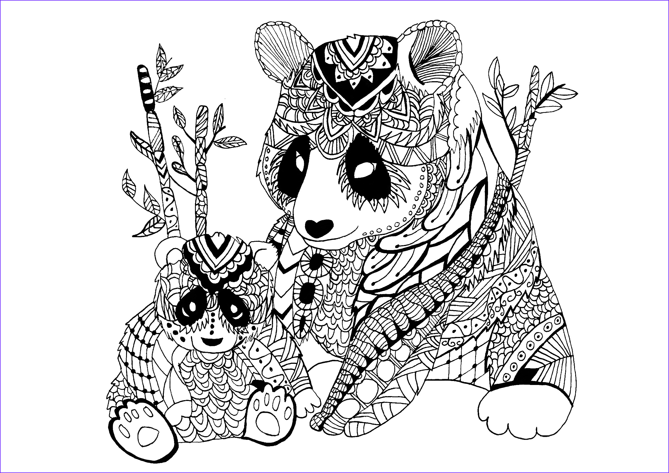 Coloring Pictures for Adults New Stock Panda Coloring Pages Best Coloring Pages for Kids
