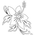 Coloring Pictures Of Flowers Beautiful Photos Free Printable Flower Coloring Pages For Kids Best