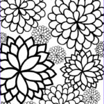 Coloring Pictures Of Flowers Beautiful Stock Free Printable Flower Coloring Pages For Kids Best