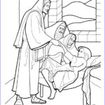 Coloring Pictures Of Jesus Elegant Collection Free Christian Coloring Pages For Kids Children And