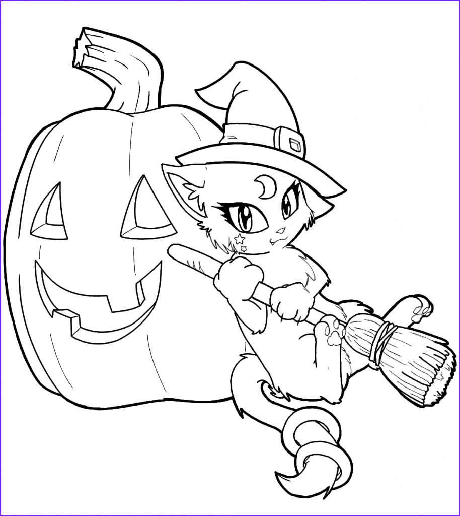 Coloring Pitchers New Photos Free Printable Witch Coloring Pages for Kids