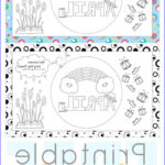 Coloring Placemats Beautiful Photos Printables To Color April Placemats For Kids Kids