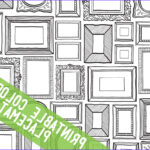 Coloring Placemats New Photos Printable Coloring Placemats the Crafting Chicks
