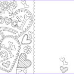Coloring Postcards Best Of Photography Free Valentine S Card Colouring Download Hobbycraft Blog