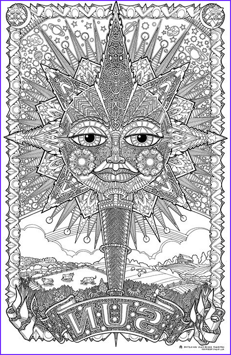 Coloring Poster Awesome Photos Psychedelic Coloring Pages Pesquisa Do Google