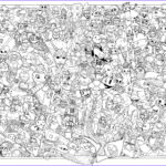 Coloring Poster Beautiful Stock If You Color This In Just Right A Few Gaming Logos Might