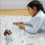 Coloring Poster Unique Photos Giant Christmas Coloring Poster