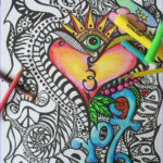 Coloring Posters Inspirational Photos Now And Forever Set Of 2 Coloring Posters By Justgivemepeace
