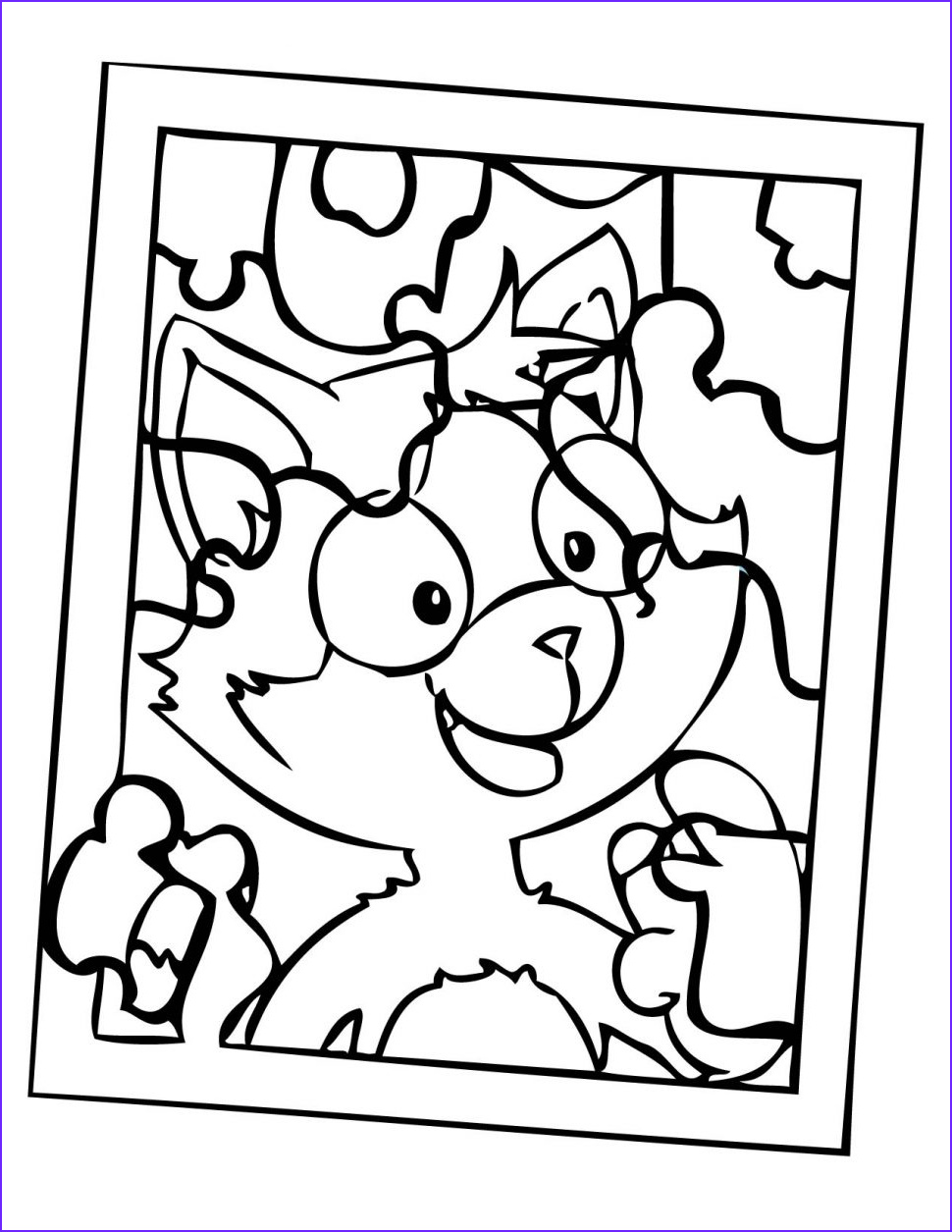 Coloring Puzzles Awesome Gallery 4th Grade Coloring Pages