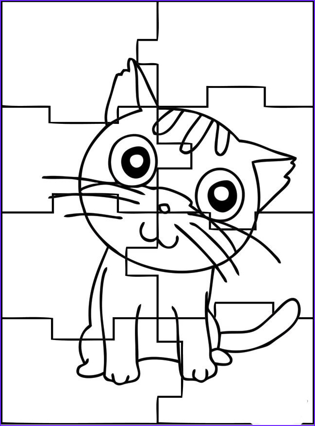Coloring Puzzles Elegant Images 24 Best Images About Kids Coloring Pages On Pinterest