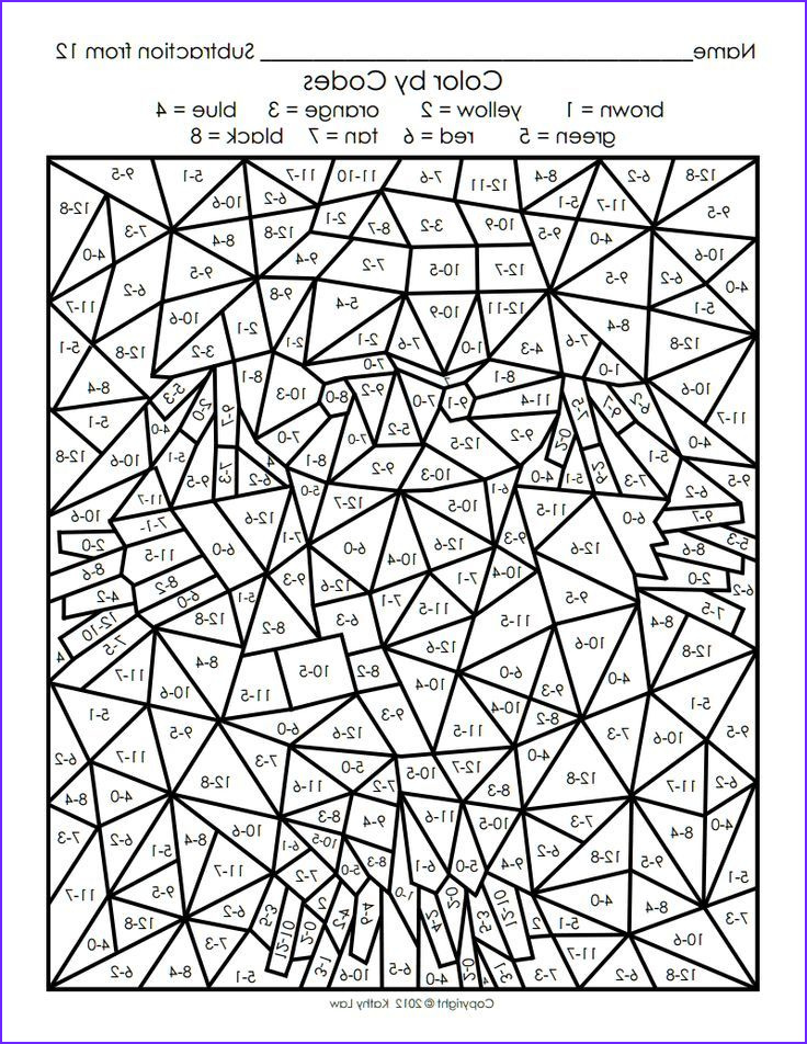 Coloring Puzzles for Adults New Photos Color by Number for Adults … Adult Program Ideas