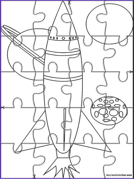 Coloring Puzzles Inspirational Gallery Printable Jigsaw Puzzle Coloring Pages