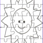 Coloring Puzzles Unique Photos Printable Jigsaw Puzzles To Cut Out For Kids Space 37