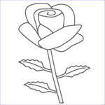 Coloring Roses Inspirational Image Free Printable Roses Coloring Pages For Kids