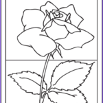 Coloring Roses New Photos 73 Rose Coloring Pages Customize Pdf Printables