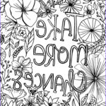 Coloring Sheets For Adults Flowers Awesome Photos Free Encouragement Flower Coloring Page Printable