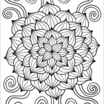 Coloring Sheets For Adults Flowers Cool Gallery Coloring Pages