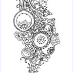 Coloring Sheets For Adults Flowers Elegant Collection Flower Coloring Pages For Adults Best Coloring Pages For