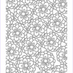 Coloring Sheets For Adults Flowers Inspirational Collection Free Spring Coloring Pages For Adults The Country Chic