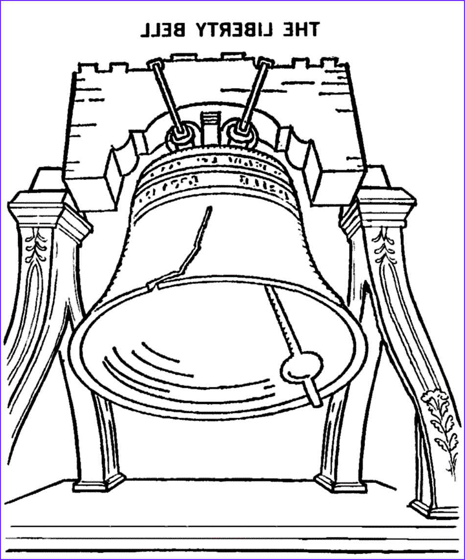 Coloring Sheets for Kids.com Unique Images Free Printable Bell Coloring Pages for Kids