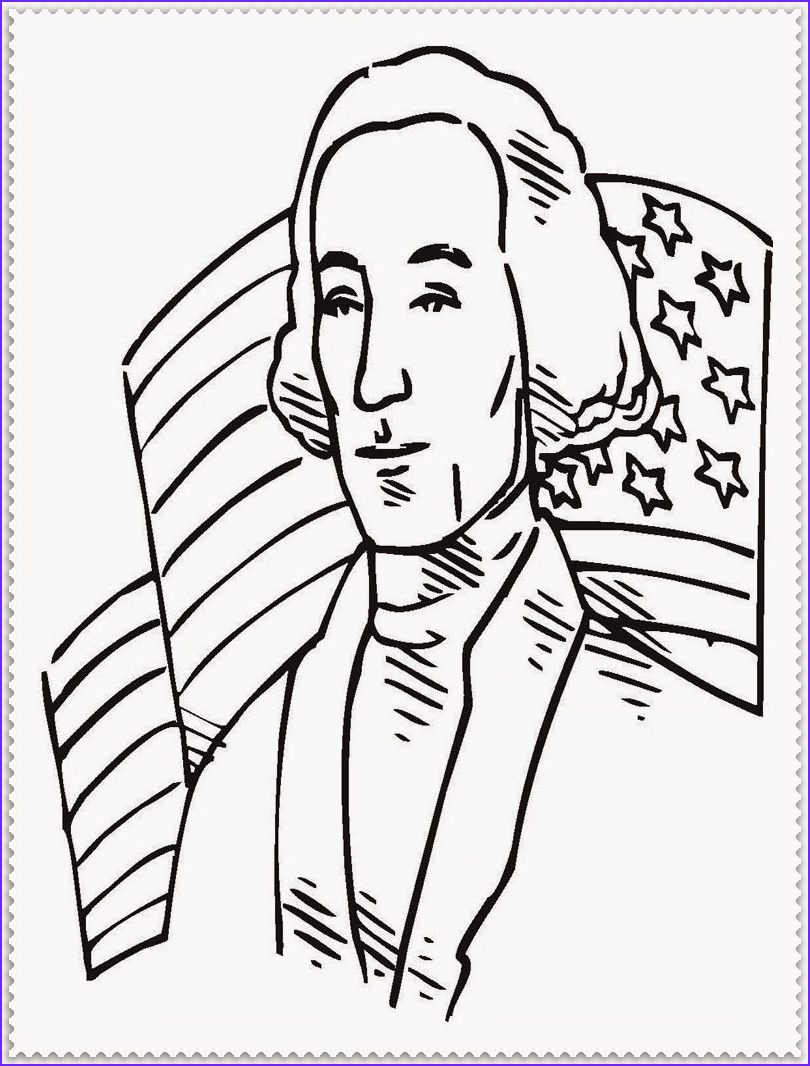 Coloring Sheets for Kids Com Unique Photos George Washington Coloring Pages Best Coloring Pages for