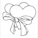 Coloring Sheets For Kindergarteners Unique Photos Free Printable Heart Coloring Pages For Kids