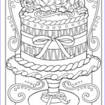 Coloring Sheets Free Awesome Stock Free Printable Adult Coloring Pages Wedding Cake