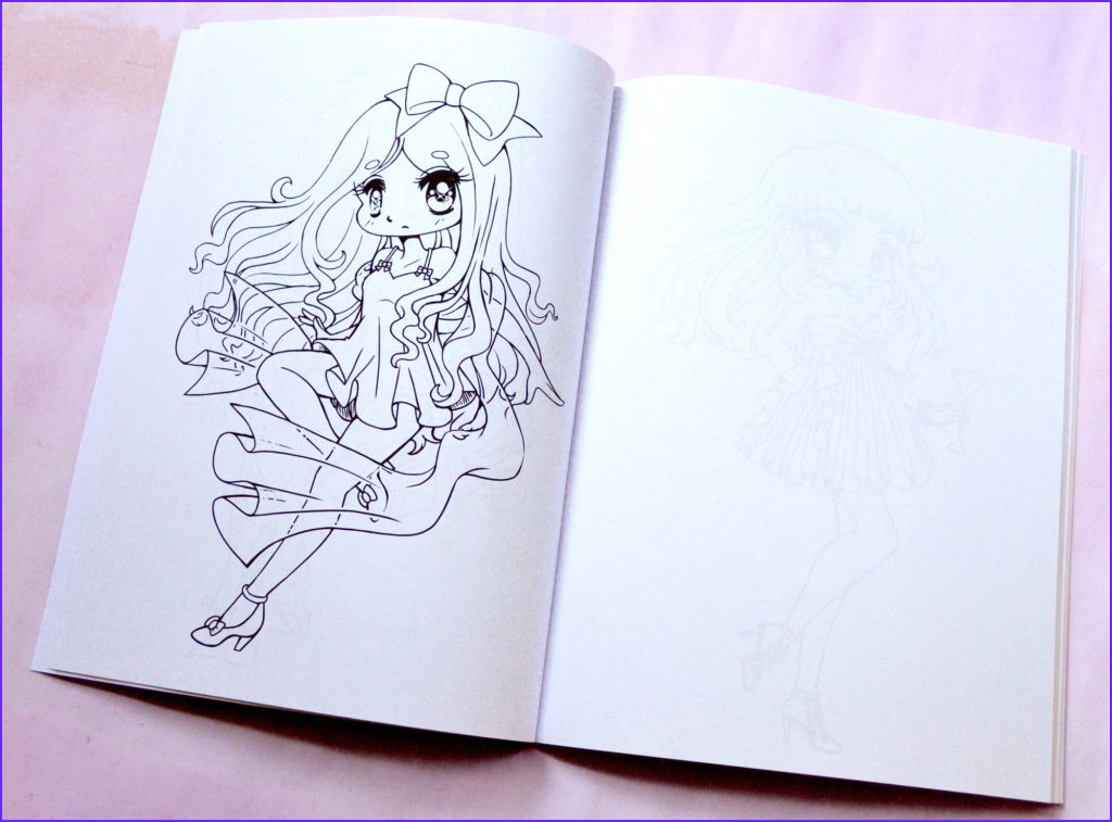 Coloring Stuff Beautiful Photography Yampuff S Stuff A Kawaii Coloring Book Of Chibis and Cute