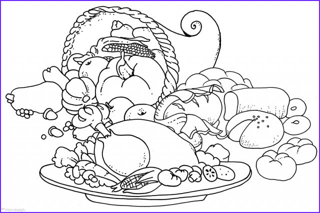 Coloring Table Beautiful Images Free Thanksgiving Coloring Pages and Puzzles for Kids