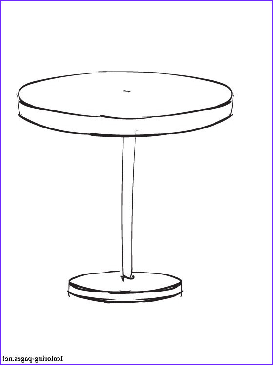 Coloring Table Inspirational Photos Coloring Page Round Table