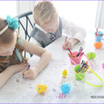 Coloring Tablecloth Cool Image Printable Easter Coloring Tablecloth The Crafting Chicks