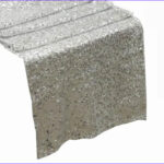 Coloring Tablecloth Cool Photography Your Choice 10 Sequin Table Runners Glitter Sparkle Glam
