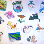 Coloring Tablecloth Inspirational Photos Diy Coloring Tablecloth S And For