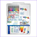 Coloring Therapy Unique Images Liqui Mark Wholesale Color Therapy Adult Coloring Kit